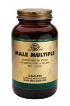 Solgar  Male Multiple Tablets  (60 tabs)