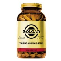 Solgar  Saw Palmetto Berry Extract Vegicaps? Standardized ? Full Potency?  (60 vegicaps)