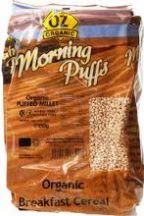 Big Oz  Organic Millett Puffs  (250g)