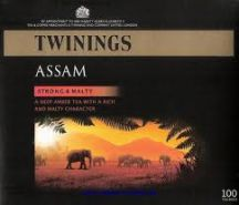 Twinings  Assam Teabags  ( 4 X 50S)