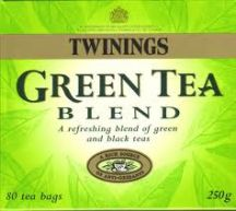Twinings  Green Tea Blend Tea  (4 X 80S)