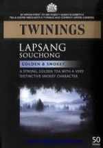 Twinings  Lapsang Tea  ( 4 X 50S)