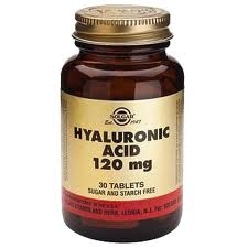 Solgar Hyaluronic Acid 120mg (30 tabs)